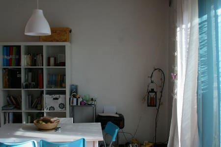 A casa di Lollo: cosy room with balcony - Carbonera - Leilighet