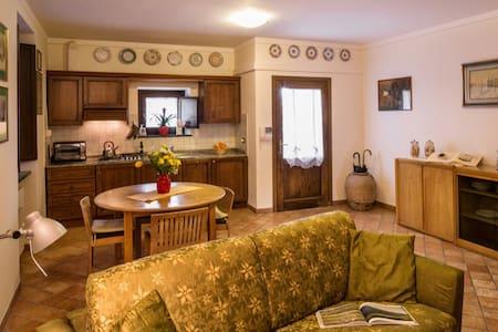 Comfortable 1-bd apart near Assisi  - Assisi - Apartment