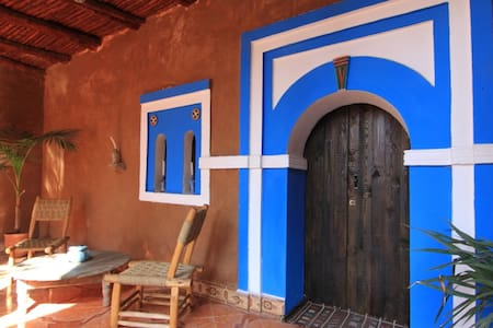 Beautiful Mountain Riad room 3 - Agadir-Ida-Ou Tanane Province