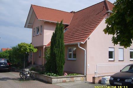 Exklusives Doppelzimmer Wachenheim - House