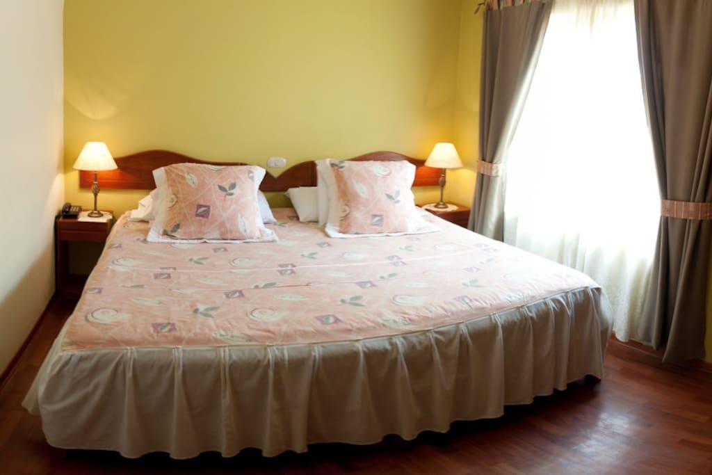 Matrimonial or Queen Room