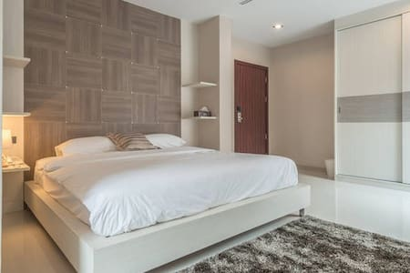 Parkview BKK/Large room 3F - Bangkok - Apartment