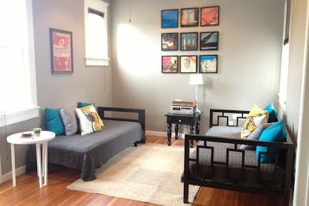 Historical Loft with Capitol View!! - Austin - Huoneisto