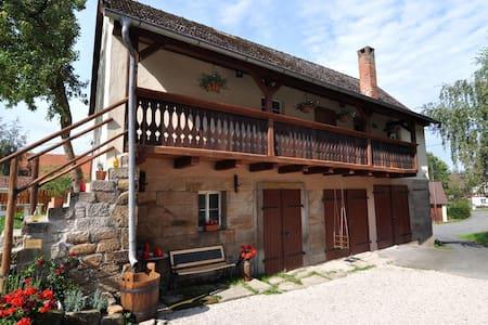 Landhaus Sahrhof - Hus