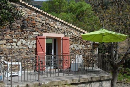 Maison de caractère  pied du Caroux - Taussac-la-Billière