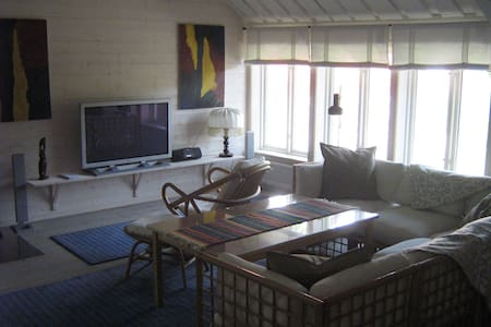 Guest house on Swedish West Coast - Hytte
