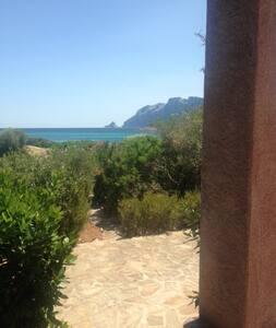 Villa sulla spiaggia , vista da urlo. - Huoneisto