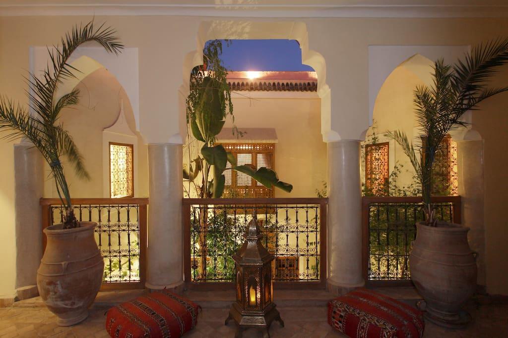 Riad El Youssoufi Marrakech Medina