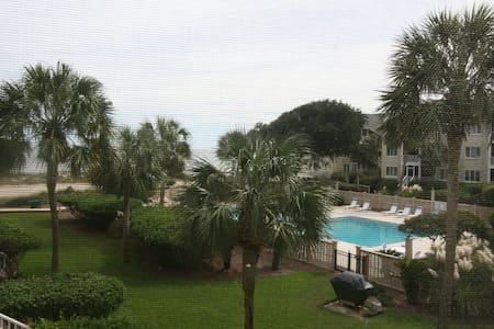 Ocean Breeze Villa - Айл оф Палмс - Кондоминиум