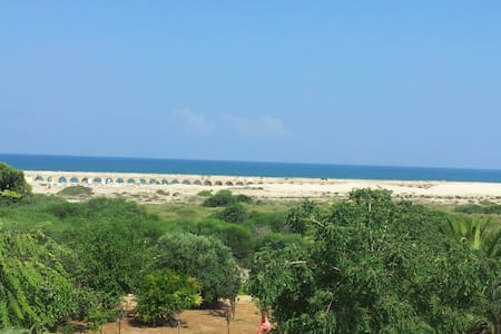 Over the Rainbow Villa: uniq View‏ - Caesarea