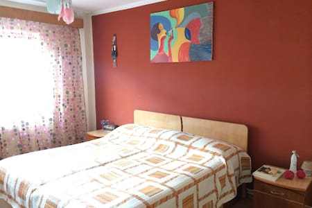 Cozy apartment with 2BD - Avrig - Byt