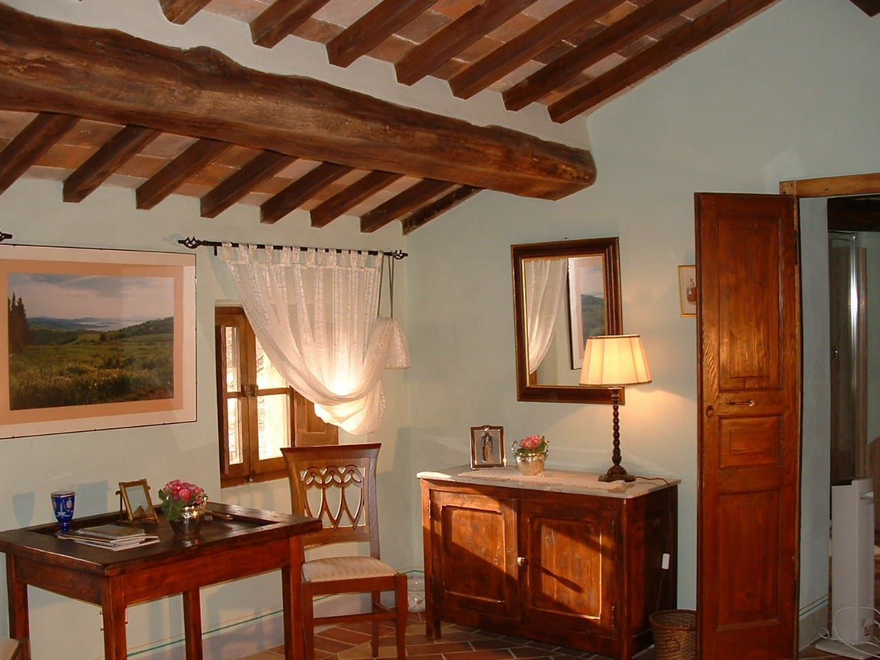 Santa Chiara Private room in Umbria