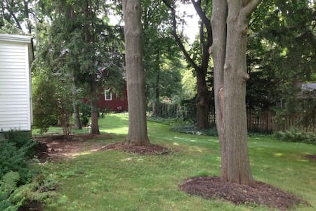 2 Bedroom House - Pittsford Village - House