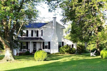 Central Virginia Country Cottage - Gordonsville - Hus