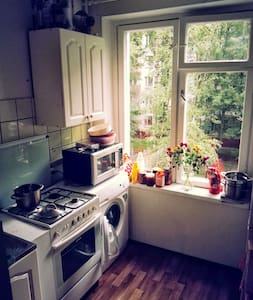 2-bedroom apt in a quiet district - Wohnung