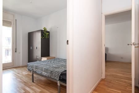 Double room and private bathroom - Barcelona - Wohnung