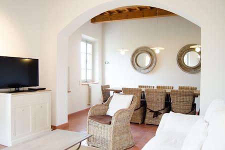 villa padronale stile toscano  - Haus