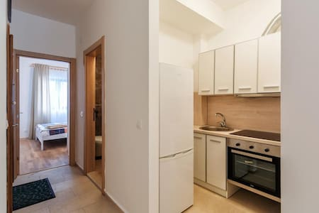 New onebedroom apartment near the sea - Wohnung
