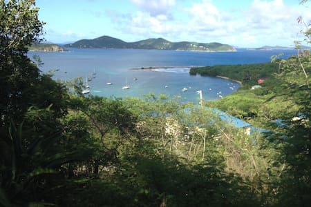 Simplicity-affordable with a view - Virgin Island