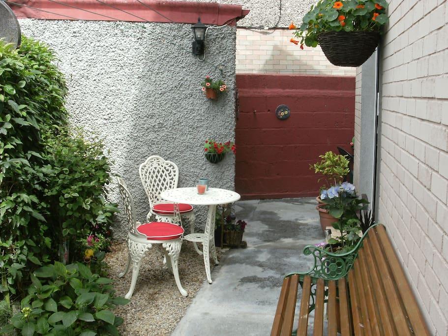 Our Cosy Garden