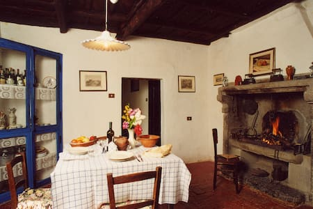 Country House con piscina - Viterbo