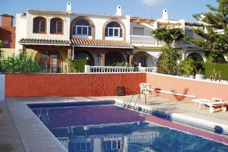 Wonderful house in a lovely area - Rincón de la Victoria