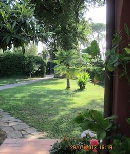 Double Room/Balcony/Bathroom-Parking Rome km.10!! - La Cinquina - Bufalotta - Villa