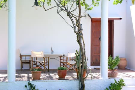 Eclectic house in Chania - Chania - Villa