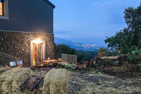 Orientale Sicula Eco-Tourism, Etna & Taormina - Presa - Apartment