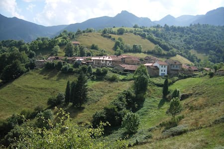 Apparment for 2 people in Asturias - Astúrias
