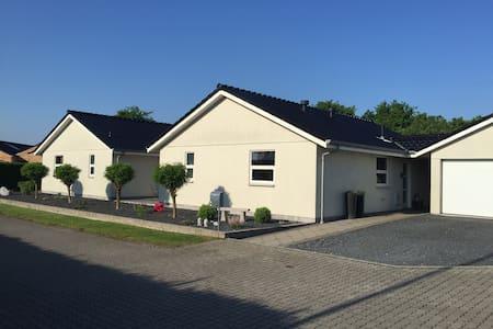 Super flot og moderne villa på lukket vej - Silkeborg - Vila