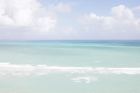 MAGNIFICENT VIEWS, APART. ON BEACH! - Miami Beach - Apartment