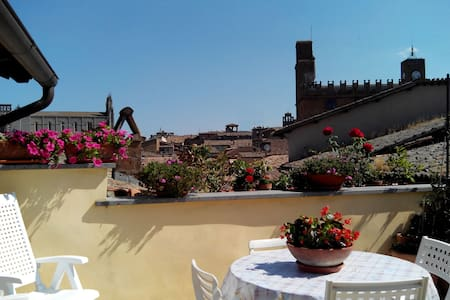 Orvieto dalla Terrazza - Bed & Breakfast