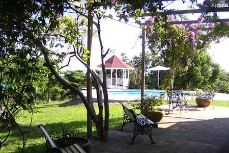 Stylish, Private Self Contained Poolside Apartment - St. Ann's Bay