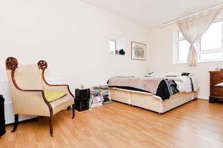Classy Double Room in Bloomsbury - London - Apartment