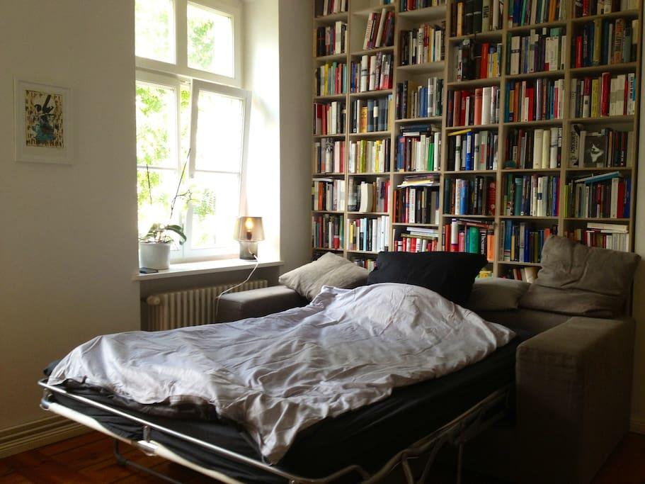 Living room / 2nd bedroom