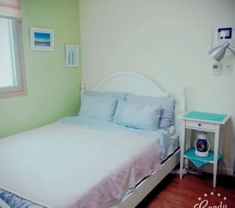 《Newly Open》부산 광안리 해변, GwanganBeach - 부산광역시 - Apartamento