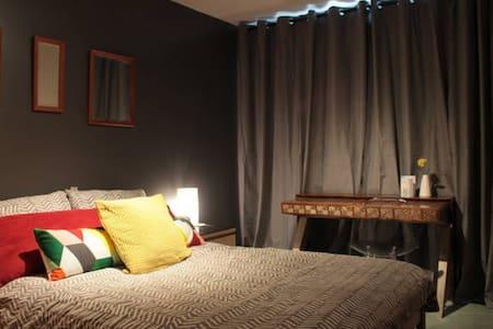 Private Room in Modern Edinburgh Apartment - Edinburgh - Apartment