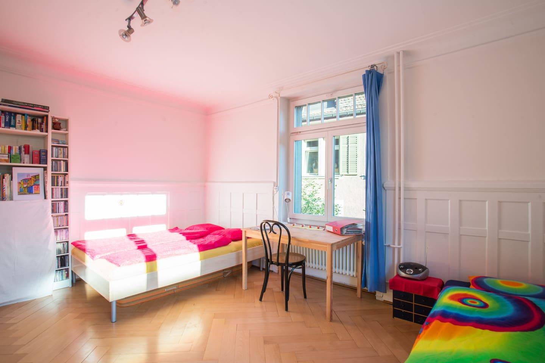 Privatzimmer mit Frühstück :-)