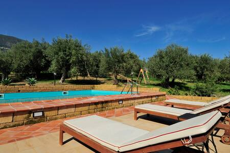 Pool,sea and relax! 4 people - Appartement