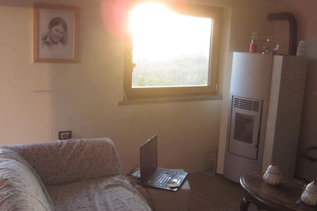 Splendid appartament near Rome - Appartement