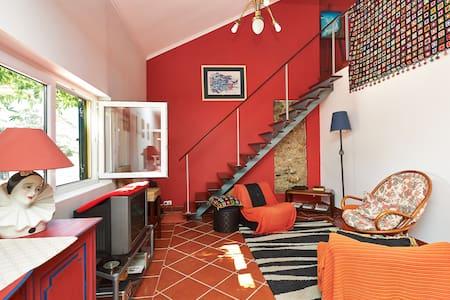 """""""CROCOS' HOUSE"""" - Casa de Campo - Runa"""