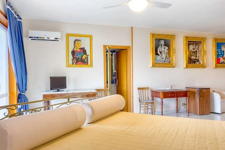 "B&B Panoramic Suite ""Picasso"" - Forino"