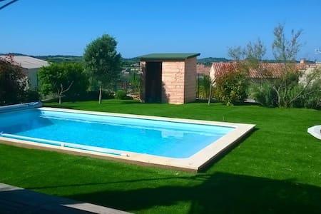 Villa avec piscine - Saint-Pargoire