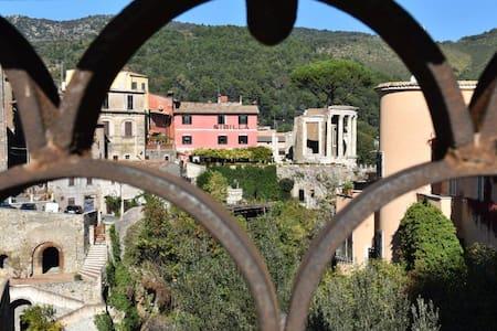 """Casa vacanze tivoli  """"al Tempio di Vesta"""" - Tivoli - Lejlighed"""