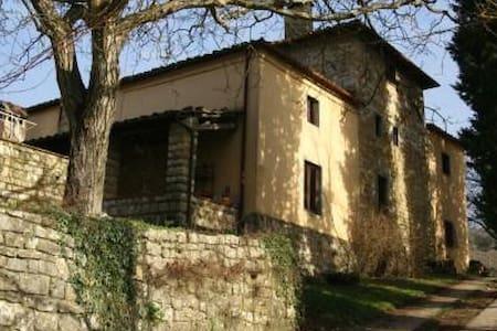Camera in Fattoria vicino Firenze - Pontassieve