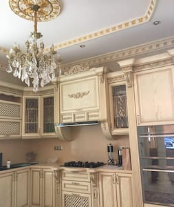 Mini Versailles in the centre of Tashkent. - Tashkent - Appartement