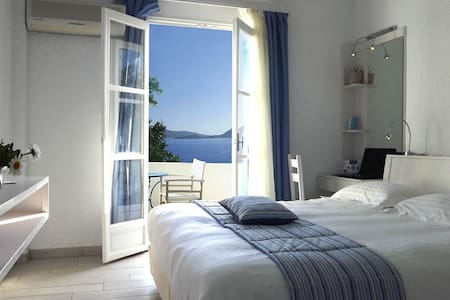 Double Room with Sea View - Inap sarapan