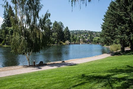 Bend Condo,3 blocks to downtown#100