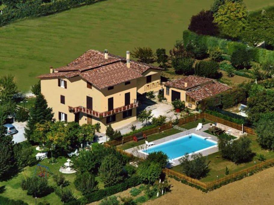 B&B Assisi Agriturismo Il Girasole
